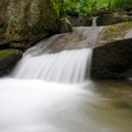 Allegheny Waterfall
