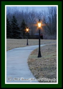 """Evening Walk"" - Daniel Hancock"
